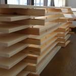 格子状 壁一面本棚の作り方(その2)素材選びと設計