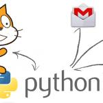 ScratchとPythonをつなげて顔認識やメール・Slackを送ったりする話